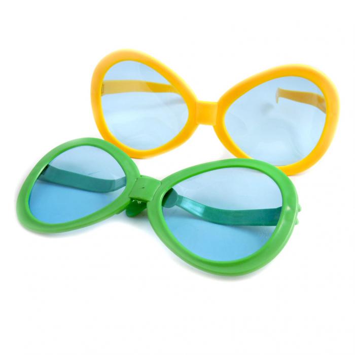 Ochelari de soare uriasi simpli 0