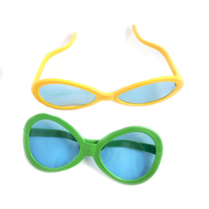 Ochelari de soare uriasi simpli 3