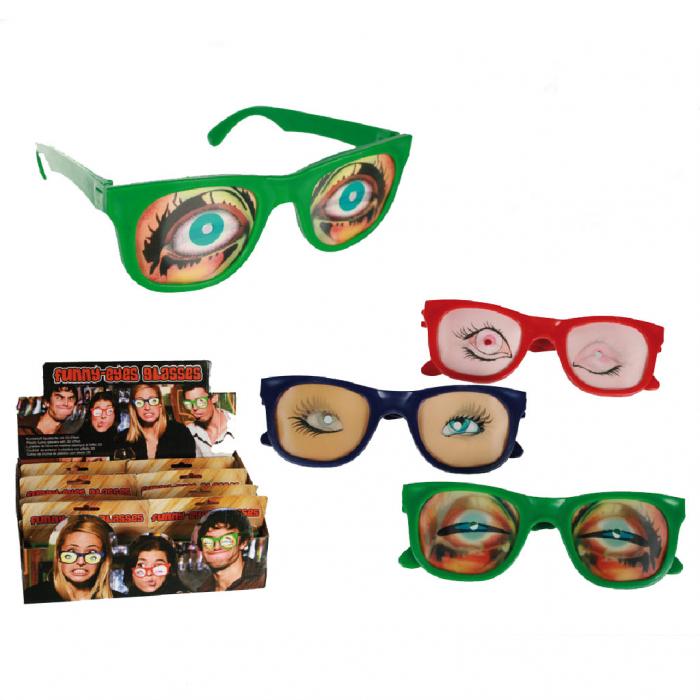 Ochelari funny cu efect 3D
