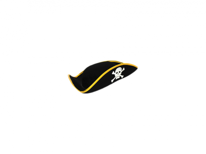 Palarie pirat rotunda  [2]