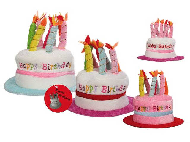 Pălărie Happy Birthday [0]