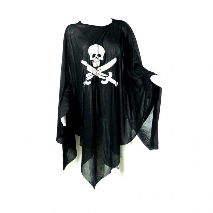 Pelerina pirat adulti 0