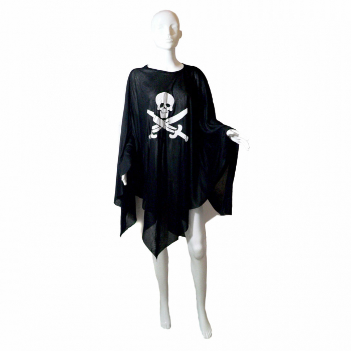 Pelerina pirat adulti 1