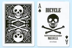 Bicycle Skull 0