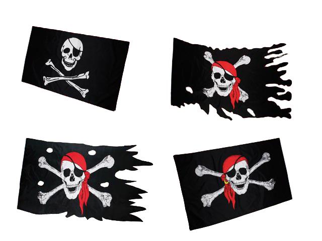 Steag pirati 0