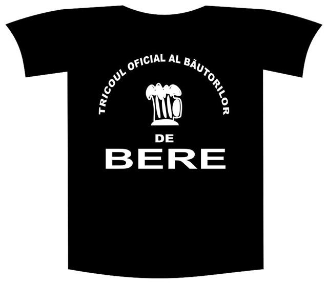 Tricoul oficial al bautorilor 0