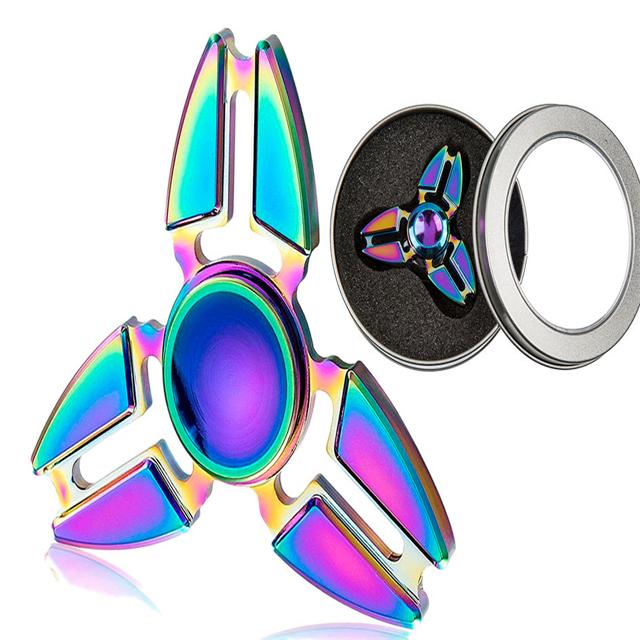 Spinner fidget metal curcubeu I 0