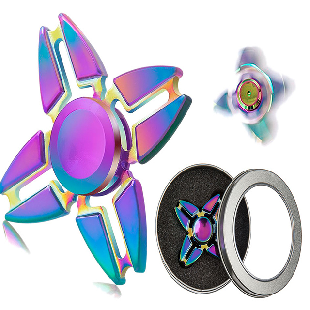 Spinner fidget metal curcubeu II