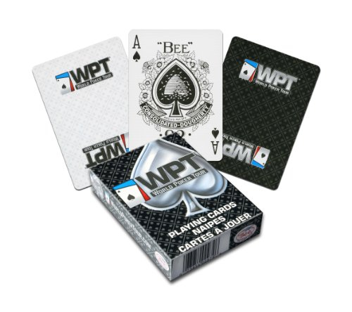 Bicycle World Poker Tour 0