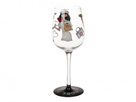 Pahar de vin, model asistenta1
