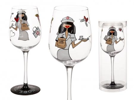 Pahar de vin, model asistenta0
