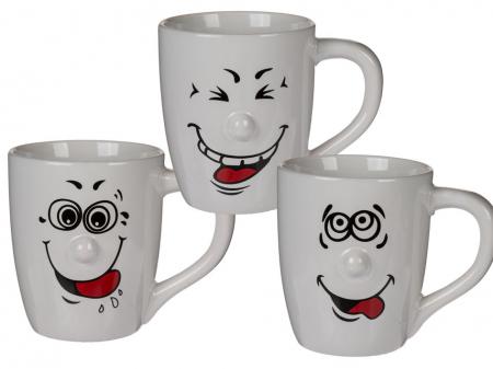 """Cana cafea mare """"Funny""""0"""
