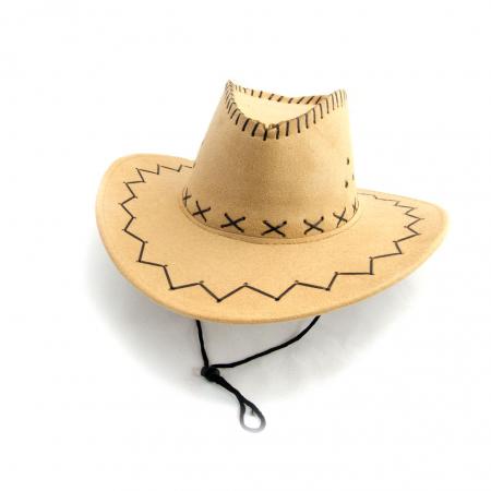 Palarie cowboy piele 5