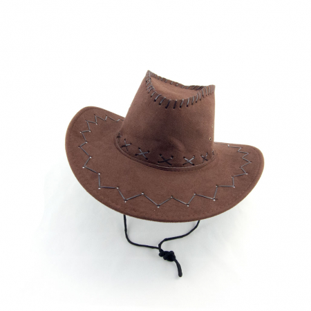 Palarie cowboy piele 4