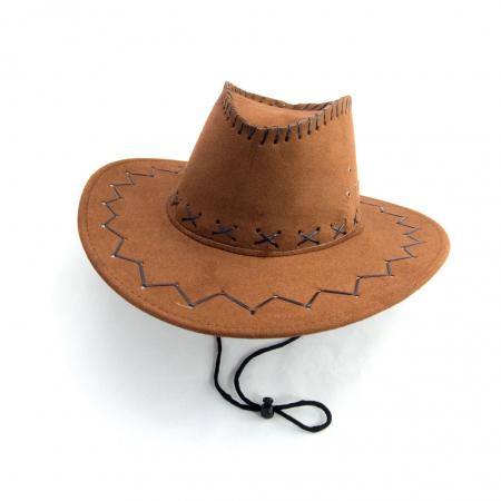Palarie cowboy piele 2