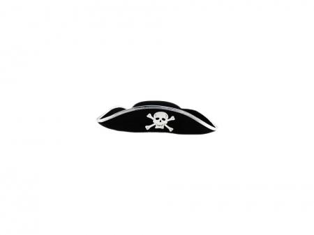 Palarie pirat rotunda  [0]