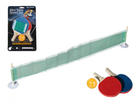 Set palete tenis de masa Mini [0]