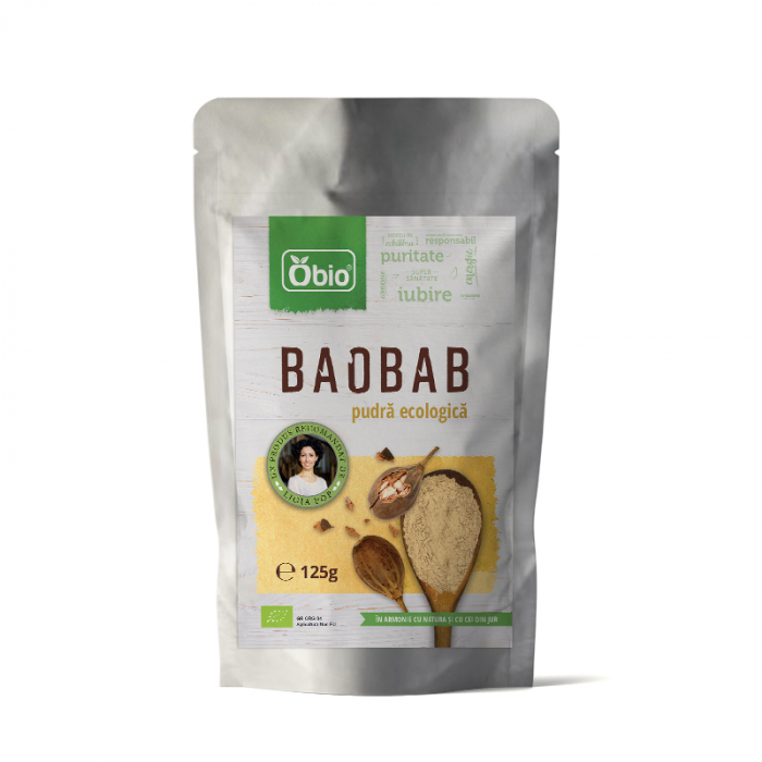 Baobab pulbere eco 125g 0