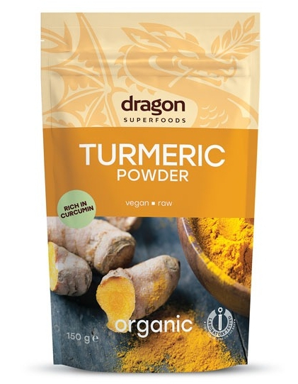 Turmeric pulbere eco 150g DS 0