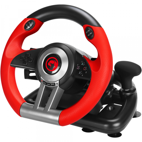 Volan gaming MARVO GT-902 (PC/PS3/PS4/Xbox One) 0