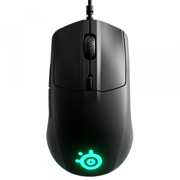 Mouse Gaming STEELSERIES Rival 3, 8500 dpi, negru 0