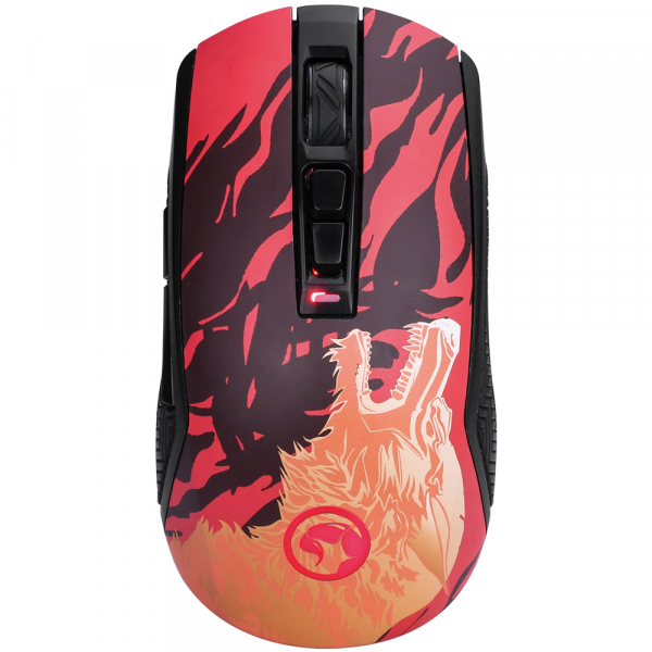 Mouse Gaming MARVO G939, 10000 dpi, multicolor 0