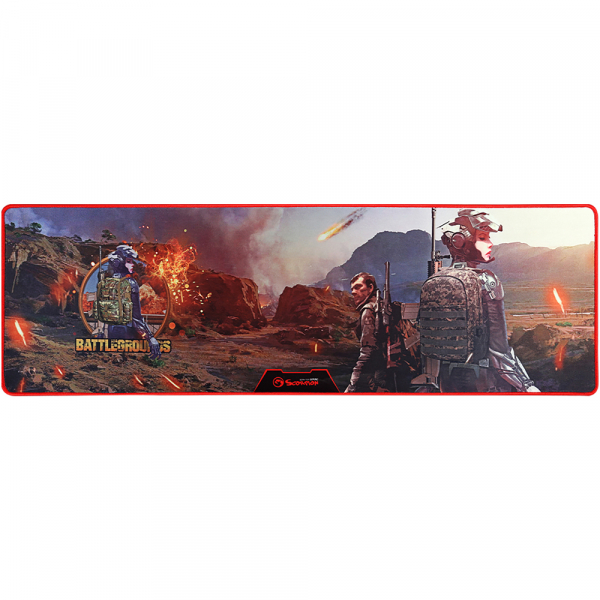 Mouse Pad Gaming Marvo BattleGrounds - Waterproof 0