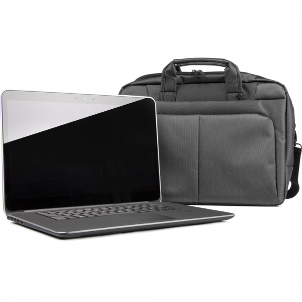 "Geanta notebook Natec Gazelle 15.6""-16"" Light Graphite 3"