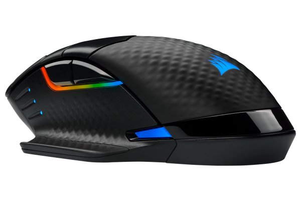 MOUSE Corsair gaming, wireless, Bluetooth | Wireless, optic, 18000 dpi, butoane/scroll 8/1, iluminare, butoane programabile, mod dual de conectare 1