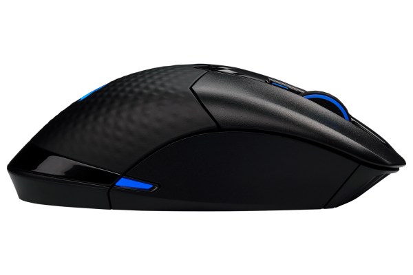 MOUSE Corsair gaming, wireless, Bluetooth | Wireless, optic, 18000 dpi, butoane/scroll 8/1, iluminare, butoane programabile, mod dual de conectare 5
