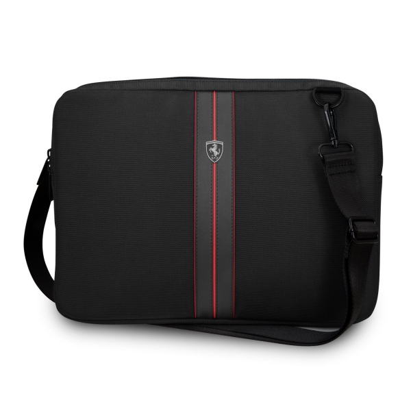 Geanta Laptop Ferrari Urban Collection 13 Inch Negru 3
