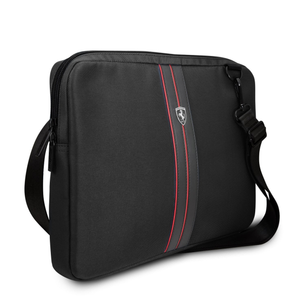 Geanta Laptop Ferrari Urban Collection 13 Inch Negru 0