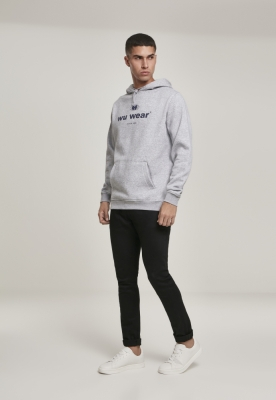 Hanorac Wu-Wear Since 1995 Hoody Marime M 3
