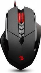 MOUSE A4TECH gaming, cu fir, USB, optic, 3200 dpi, butoane/scroll 8/1, iluminare, butoane programabile 0