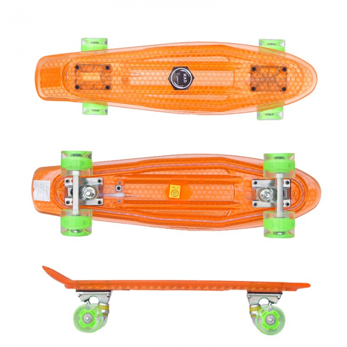 Pennyboard Full Led ABEC 7 0