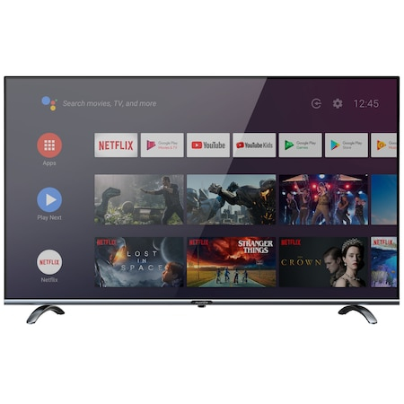 Televizor Allview 40ePlay6100-F, 101 cm, Smart Android, Full HD, LED, Clasa A [1]