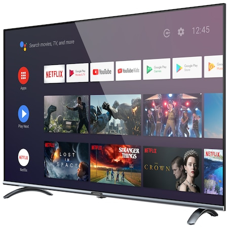 Televizor Allview 40ePlay6100-F, 101 cm, Smart Android, Full HD, LED, Clasa A [2]