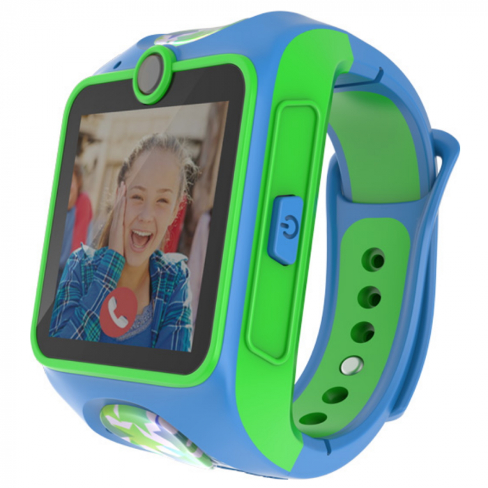 Ceas smart Smartwatch Junior 3G cu apel video,Albastru 1