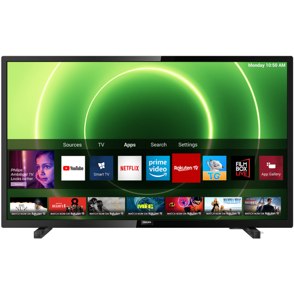 Televizor Smart LED Philips , 80 cm, Full HD 0