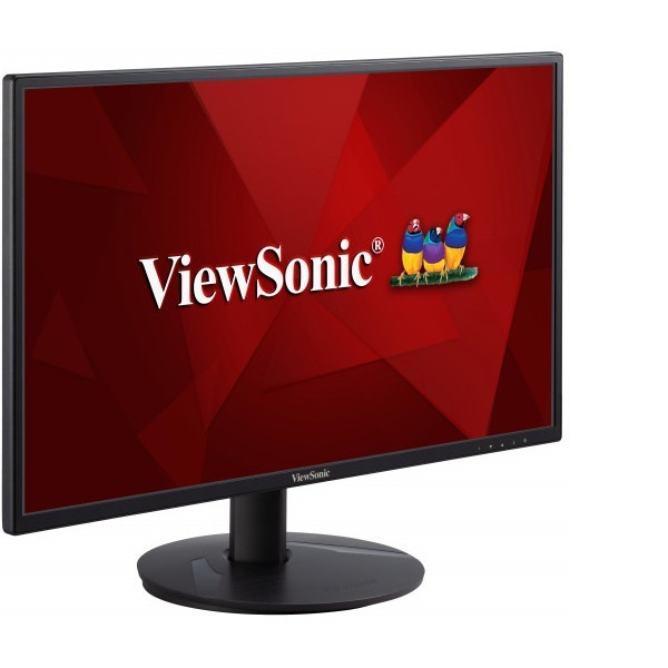Monitor 23.8″, home, office, IPS, Full HD (1920 x 1080), Wide, 250 cd/mp, 5 ms, HDMI, VGA 1
