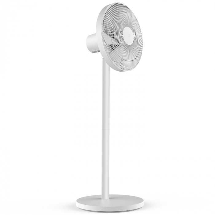 Ventilator cu picior Xiaomi Mi Smart Fan,38W,Google Assistant si Amazon Alexa 1