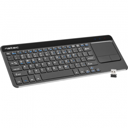 Tastatura Natec Turbot Slim Wireless0