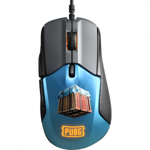 Mouse Gaming SteelSeries Rival 310 PUBG Edition, 12000 DPI, Optic-Editie Limitata [0]