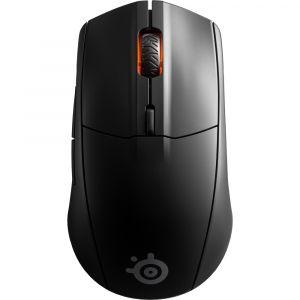 Mouse Gaming Wireless STEELSERIES Rival 3 Wireless, 18000 dpi, negru0