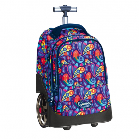 Ghiozdan Trolley compartiment laptop [1]