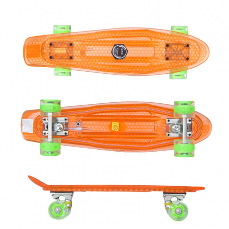 Pennyboard Full Led ABEC 70
