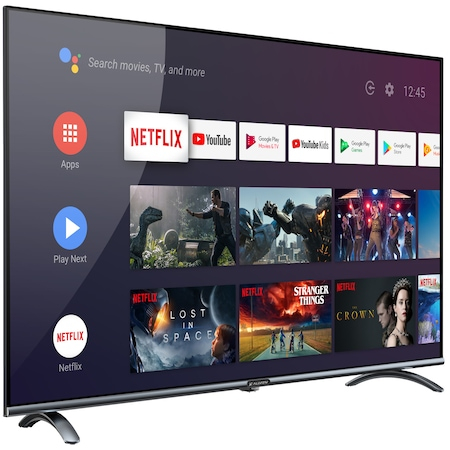 Televizor Allview 40ePlay6100-F, 101 cm, Smart Android, Full HD, LED, Clasa A [3]