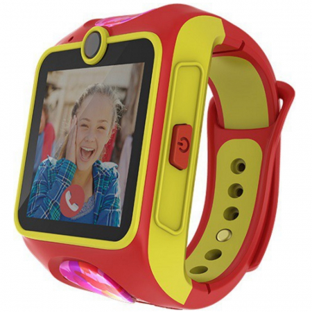 Ceas smart Smartwatch Junior 3G cu apel video,Rosu0