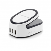 All in One Charging Station, Wireless Charger with Smart and Quick Charge 3.0 [0]