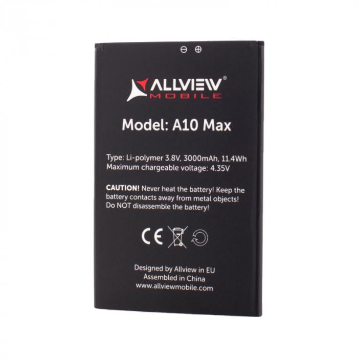 Baterie Allview A10 Max, 3000mAh, OEM 0